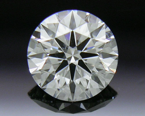 0.345 ct G VS1 A CUT ABOVE® Hearts and Arrows Super Ideal Round Cut Loose Diamond