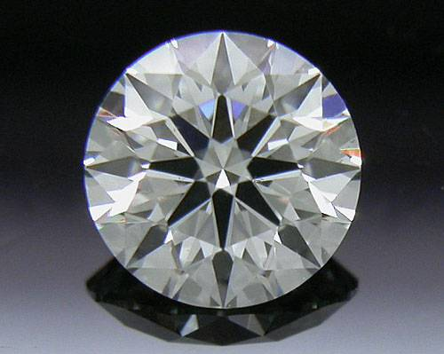 0.327 ct G VS2 A CUT ABOVE® Hearts and Arrows Super Ideal Round Cut Loose Diamond