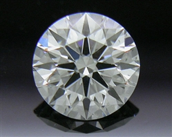 0.35 ct G SI1 A CUT ABOVE® Hearts and Arrows Super Ideal Round Cut Loose Diamond