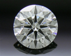 0.347 ct I VS1 A CUT ABOVE® Hearts and Arrows Super Ideal Round Cut Loose Diamond