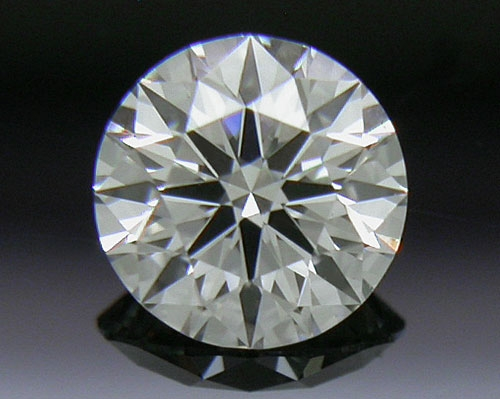 0.306 ct H VS2 A CUT ABOVE® Hearts and Arrows Super Ideal Round Cut Loose Diamond