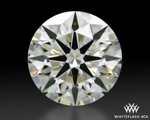 0.32 ct I VS1 A CUT ABOVE® Hearts and Arrows Super Ideal Round Cut Loose Diamond