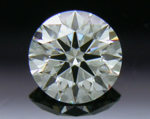 0.34 ct I VS2 A CUT ABOVE® Hearts and Arrows Super Ideal Round Cut Loose Diamond