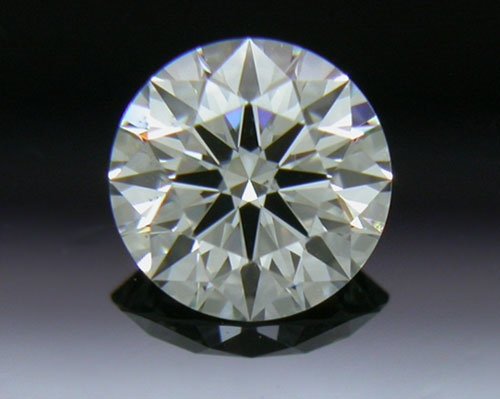 0.39 ct I VS2 A CUT ABOVE® Hearts and Arrows Super Ideal Round Cut Loose Diamond