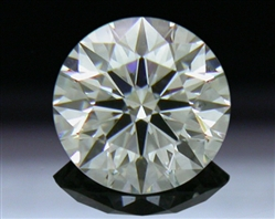 0.321 ct H VS2 A CUT ABOVE® Hearts and Arrows Super Ideal Round Cut Loose Diamond