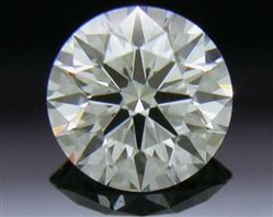 0.40 ct H VS1 A CUT ABOVE® Hearts and Arrows Super Ideal Round Cut Loose Diamond