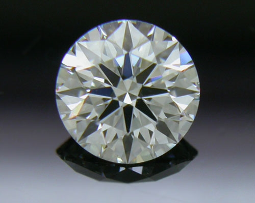 0.418 ct F VVS2 A CUT ABOVE® Hearts and Arrows Super Ideal Round Cut Loose Diamond