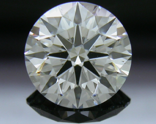 1.273 ct F VS2 A CUT ABOVE® Hearts and Arrows Super Ideal Round Cut Loose Diamond