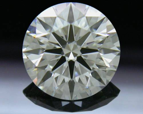 1.315 ct H VS1 A CUT ABOVE® Hearts and Arrows Super Ideal Round Cut Loose Diamond