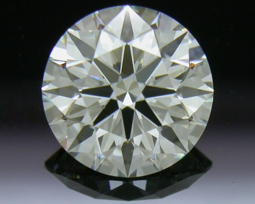 0.781 ct J VVS2 A CUT ABOVE® Hearts and Arrows Super Ideal Round Cut Loose Diamond