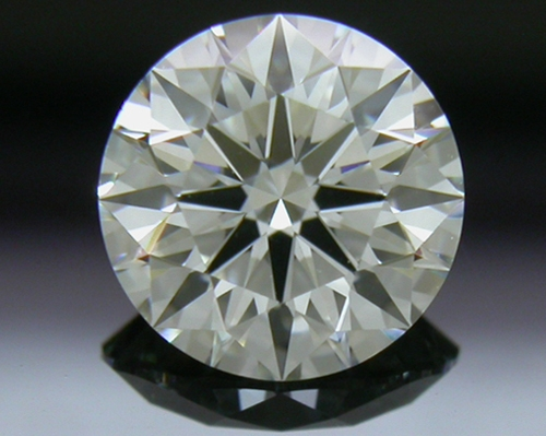 0.824 ct J VS1 A CUT ABOVE® Hearts and Arrows Super Ideal Round Cut Loose Diamond