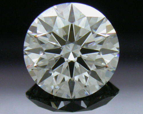 0.775 ct G VS1 A CUT ABOVE® Hearts and Arrows Super Ideal Round Cut Loose Diamond