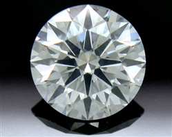 0.774 ct F SI2 A CUT ABOVE® Hearts and Arrows Super Ideal Round Cut Loose Diamond