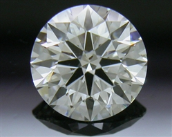 0.763 ct G SI1 A CUT ABOVE® Hearts and Arrows Super Ideal Round Cut Loose Diamond