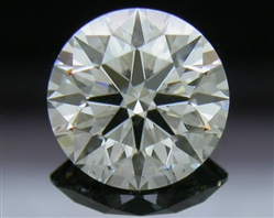 0.746 ct G SI1 A CUT ABOVE® Hearts and Arrows Super Ideal Round Cut Loose Diamond