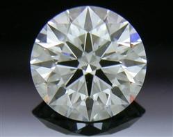 0.576 ct D VVS1 A CUT ABOVE® Hearts and Arrows Super Ideal Round Cut Loose Diamond