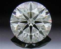 0.513 ct E VVS2 A CUT ABOVE® Hearts and Arrows Super Ideal Round Cut Loose Diamond