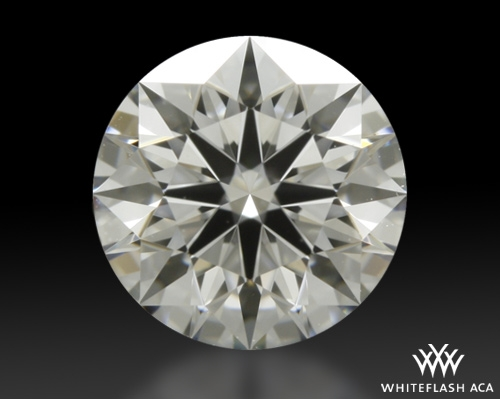 0.568 ct G VVS2 A CUT ABOVE® Hearts and Arrows Super Ideal Round Cut Loose Diamond