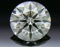 0.525 ct H VS2 A CUT ABOVE® Hearts and Arrows Super Ideal Round Cut Loose Diamond