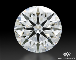 2.238 ct F VS2 A CUT ABOVE® Hearts and Arrows Super Ideal Round Cut Loose Diamond