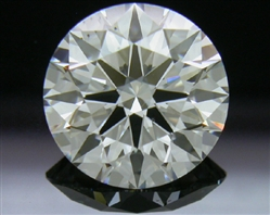 2.207 ct G VS2 A CUT ABOVE® Hearts and Arrows Super Ideal Round Cut Loose Diamond