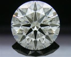 2.156 ct G VS1 A CUT ABOVE® Hearts and Arrows Super Ideal Round Cut Loose Diamond