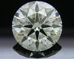 2.345 ct I VS2 A CUT ABOVE® Hearts and Arrows Super Ideal Round Cut Loose Diamond