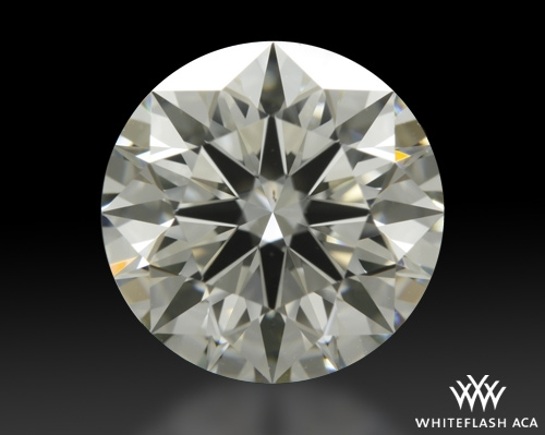 2.114 ct K SI1 A CUT ABOVE® Hearts and Arrows Super Ideal Round Cut Loose Diamond