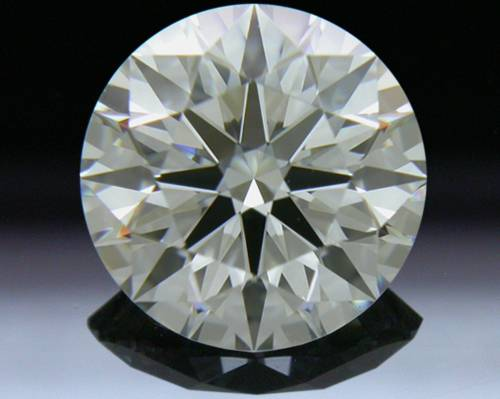 1.723 ct H VS2 A CUT ABOVE® Hearts and Arrows Super Ideal Round Cut Loose Diamond