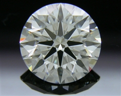 1.544 ct G VS2 A CUT ABOVE® Hearts and Arrows Super Ideal Round Cut Loose Diamond