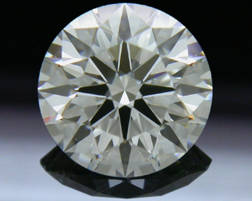 1.518 ct F VS2 A CUT ABOVE® Hearts and Arrows Super Ideal Round Cut Loose Diamond