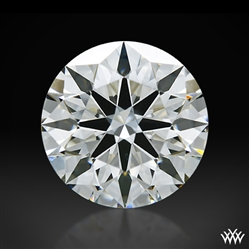 1.548 ct I VS1 A CUT ABOVE® Hearts and Arrows Super Ideal Round Cut Loose Diamond