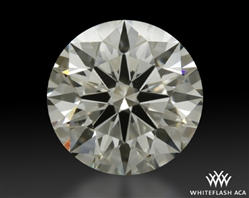 1.543 ct I VS2 A CUT ABOVE® Hearts and Arrows Super Ideal Round Cut Loose Diamond