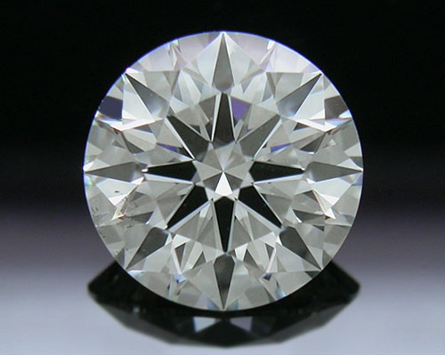 1.55 ct J SI1 A CUT ABOVE® Hearts and Arrows Super Ideal Round Cut Loose Diamond