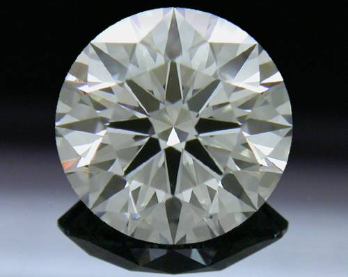 1.277 ct G VS2 A CUT ABOVE® Hearts and Arrows Super Ideal Round Cut Loose Diamond