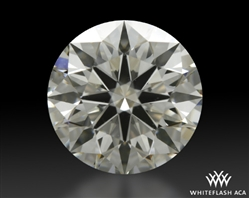 1.328 ct H VVS2 A CUT ABOVE® Hearts and Arrows Super Ideal Round Cut Loose Diamond