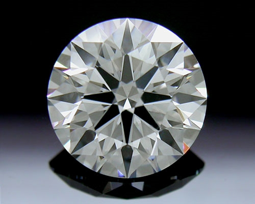 1.265 ct G SI2 A CUT ABOVE® Hearts and Arrows Super Ideal Round Cut Loose Diamond