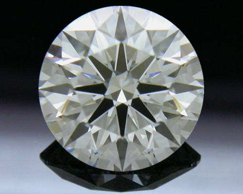 1.226 ct H SI1 A CUT ABOVE® Hearts and Arrows Super Ideal Round Cut Loose Diamond