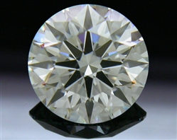 1.151 ct I SI1 A CUT ABOVE® Hearts and Arrows Super Ideal Round Cut Loose Diamond