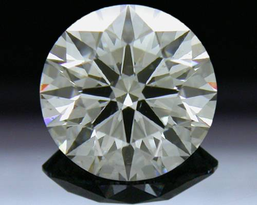 1.25 ct H SI1 A CUT ABOVE® Hearts and Arrows Super Ideal Round Cut Loose Diamond
