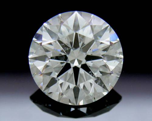 1.285 ct G SI1 A CUT ABOVE® Hearts and Arrows Super Ideal Round Cut Loose Diamond