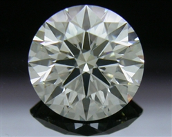 1.346 ct I VS2 A CUT ABOVE® Hearts and Arrows Super Ideal Round Cut Loose Diamond