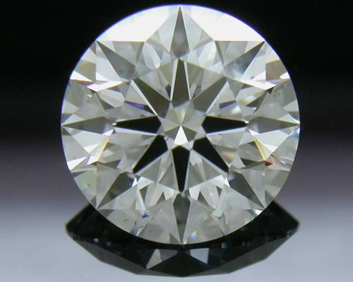 1.048 ct D SI1 A CUT ABOVE® Hearts and Arrows Super Ideal Round Cut Loose Diamond