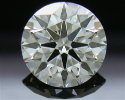1.006 ct H VS1 A CUT ABOVE® Hearts and Arrows Super Ideal Round Cut Loose Diamond