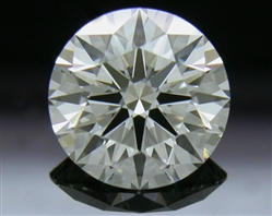 1.112 ct G VS1 A CUT ABOVE® Hearts and Arrows Super Ideal Round Cut Loose Diamond