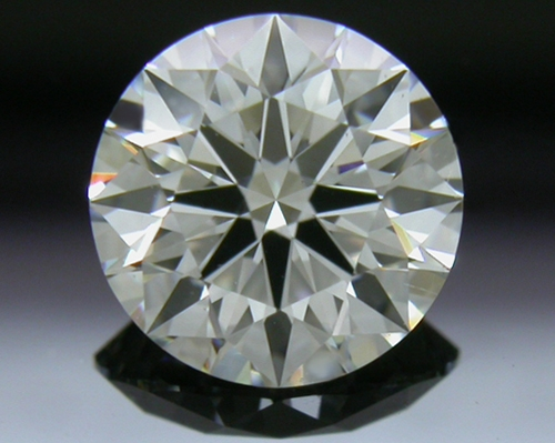 1.023 ct G SI1 A CUT ABOVE® Hearts and Arrows Super Ideal Round Cut Loose Diamond
