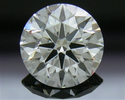 1.057 ct H VS2 A CUT ABOVE® Hearts and Arrows Super Ideal Round Cut Loose Diamond