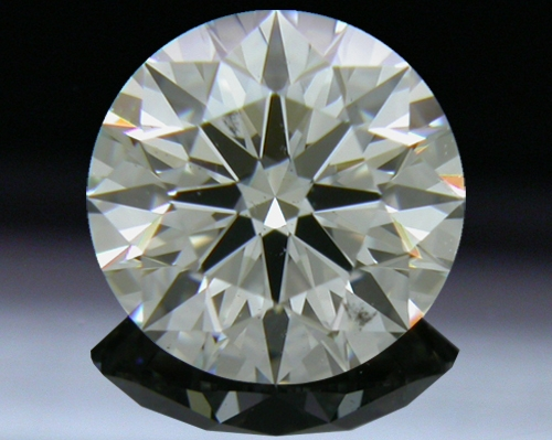 1.015 ct I SI1 A CUT ABOVE® Hearts and Arrows Super Ideal Round Cut Loose Diamond