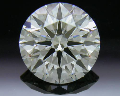 1.025 ct I SI1 A CUT ABOVE® Hearts and Arrows Super Ideal Round Cut Loose Diamond
