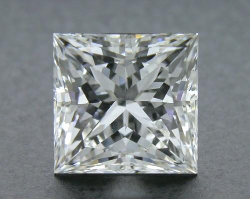 1.02 ct F VS1 A CUT ABOVE® Princess Super Ideal Cut Diamond